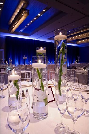 Submerged White Gladiolus Posted at 0145 PM in Scarlet Petal Weddings