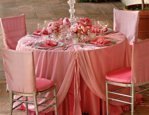 Pink traditional