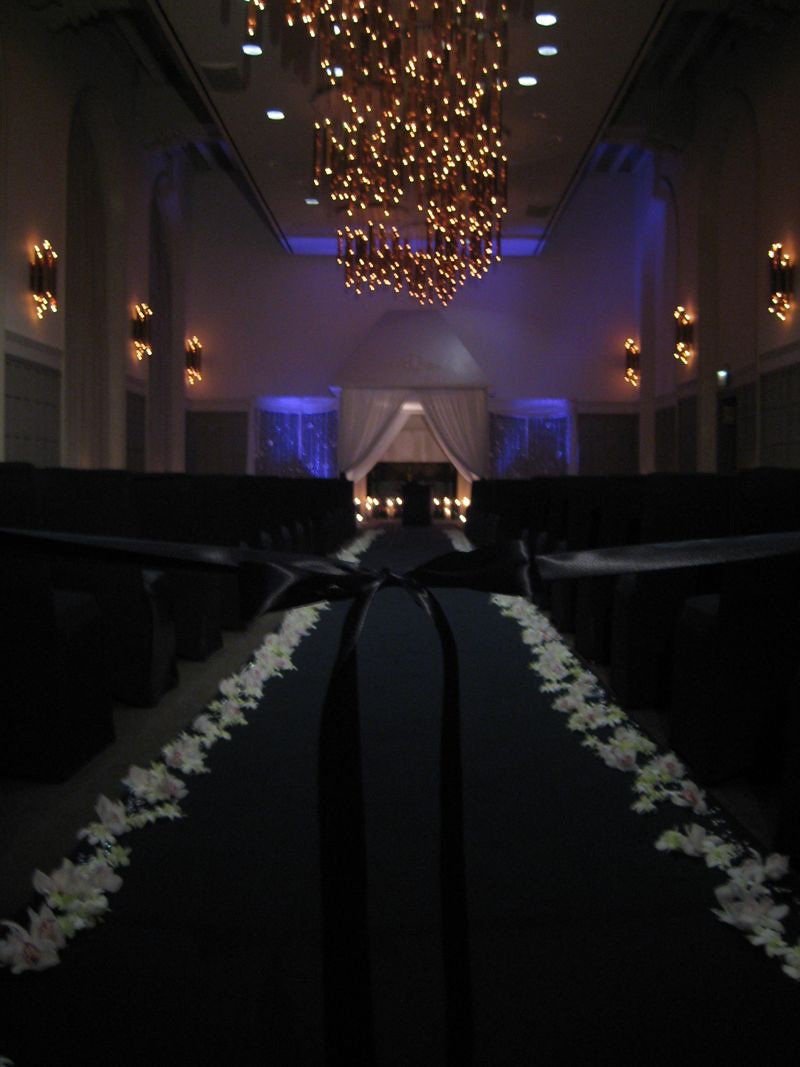 W City Center Hotel Wedding