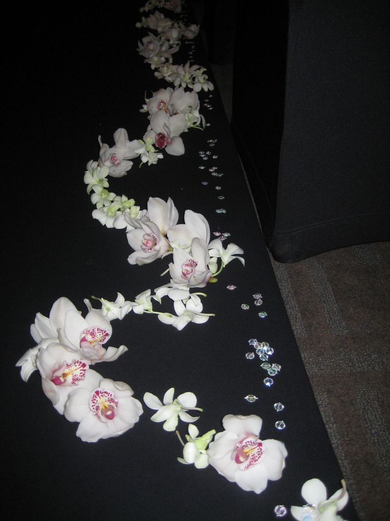 W City Center Hotel Aisle Runner