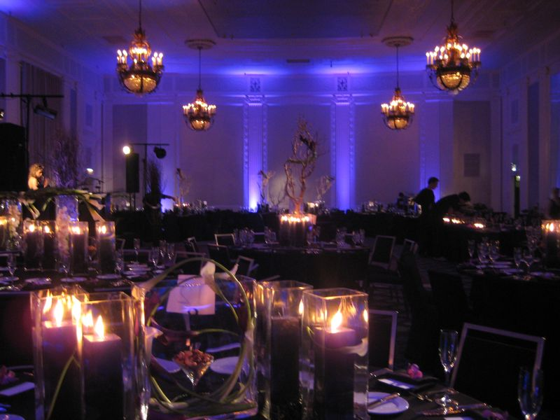 W City Center Hotel Ballroom