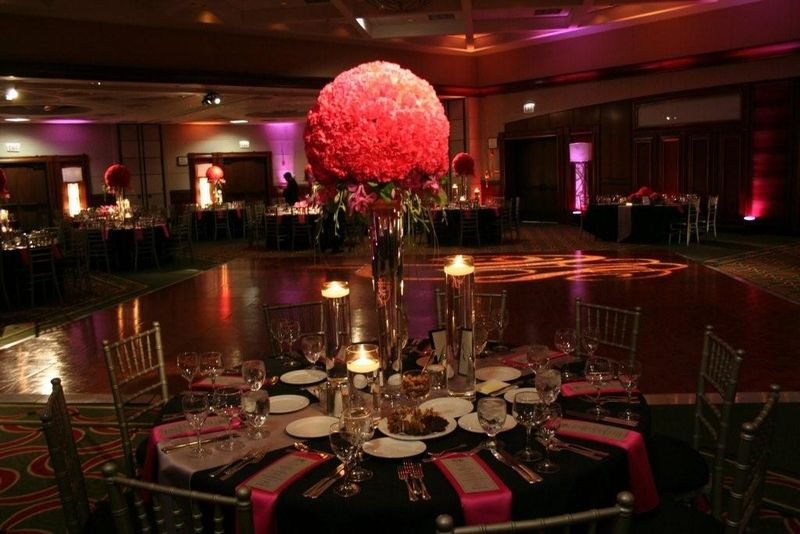 Carnation Centerpiece