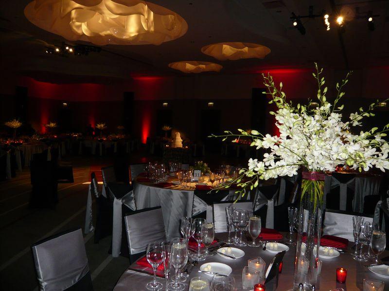 Hotel Intercontinental O'Hare Wedding