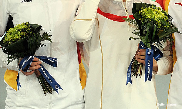 2010 Olympic Games Bouquet