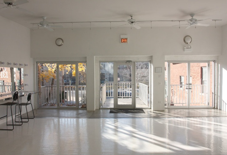 Entry Way Prairie Productions - Randolph Street - Chicago