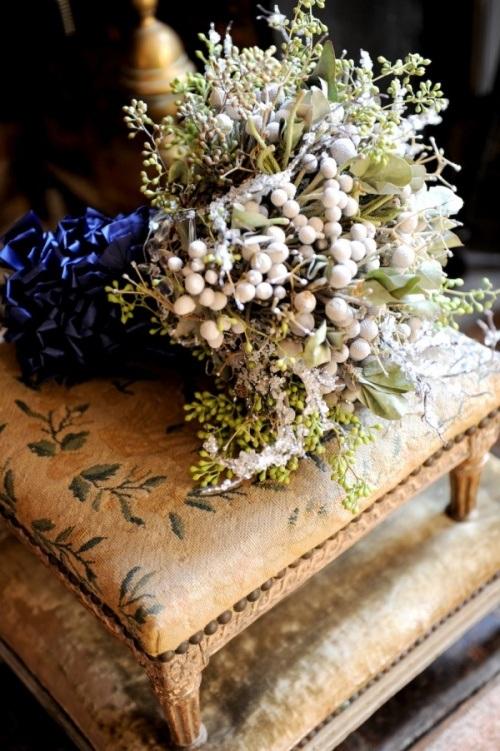 SevenWedding-Brunia Berries Bouquet-Platinum Bouquet