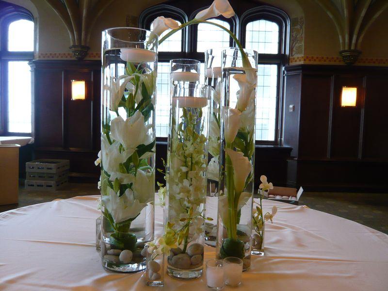 Wedding Flowers By Scarlet Petal Florist Chicago Il University