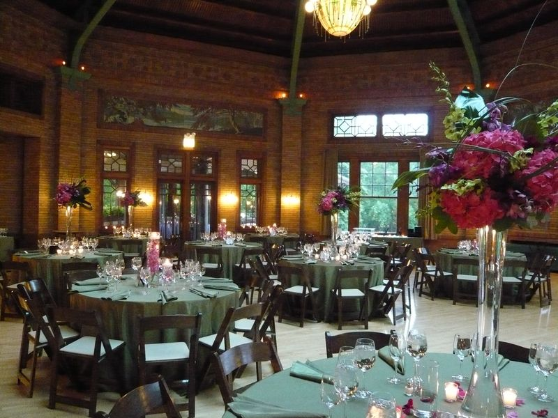 Cafe Brauer Wedding