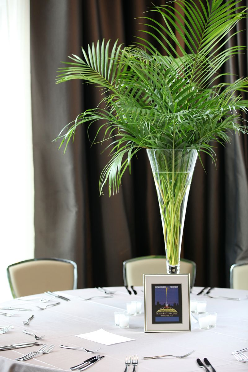 Palm Centerpiece 2