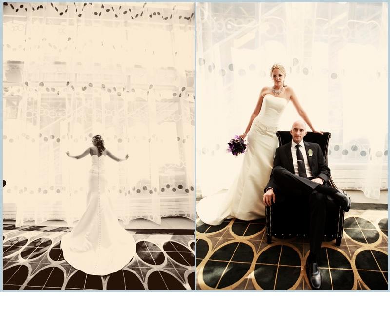Bride and Groom_Chicago_Scarlet Petal