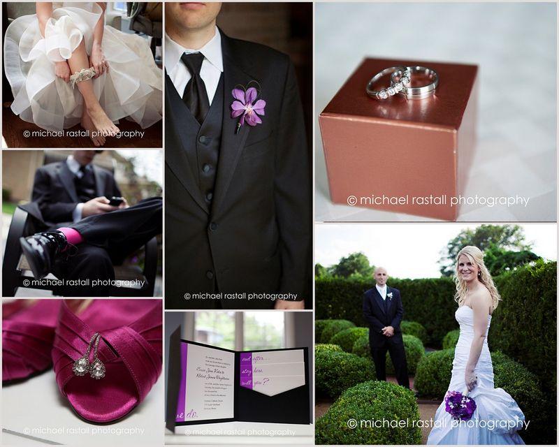Morton Arboretum Wedding_Purple_Scarlet Petal