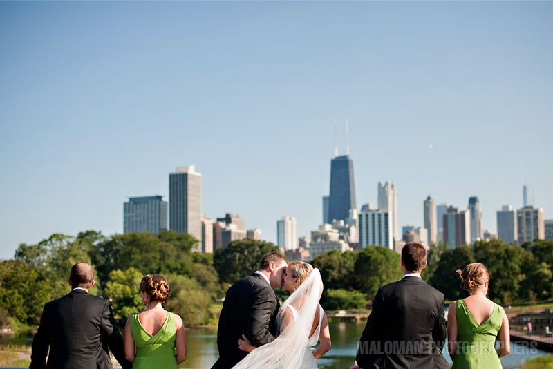 Bridal Party_Scarlet Petal Wedding_Chicago