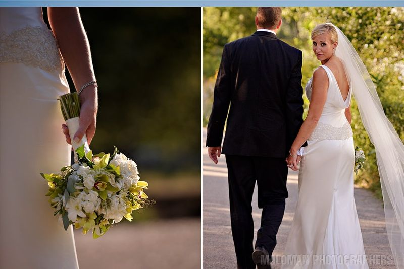 White and Green Orchid Bouquet_Scarlet Petal Weddings_Chicago