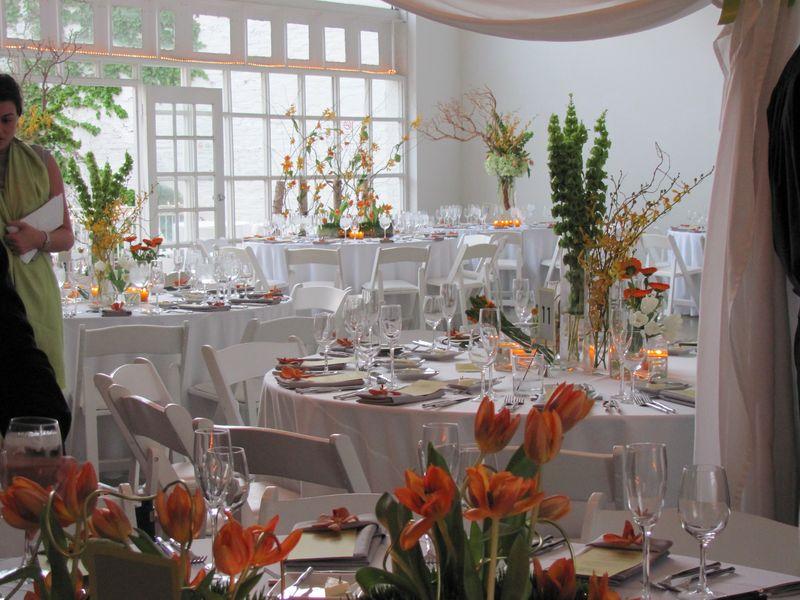 Prairie Production Wedding Room Shot