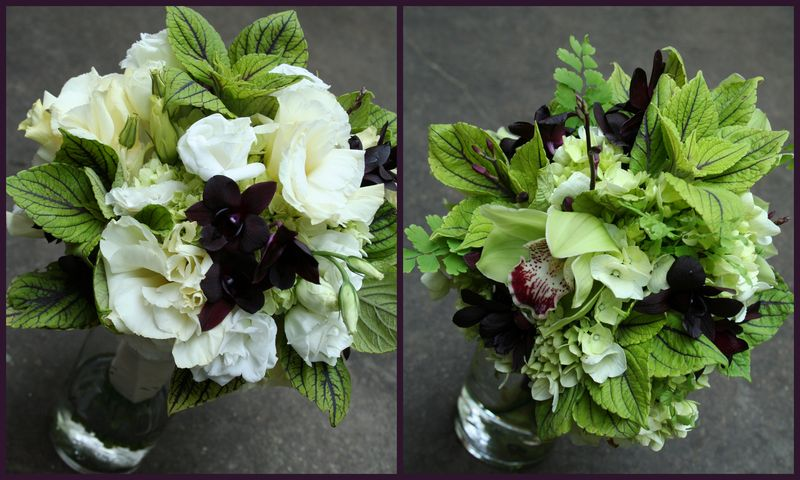 Coleus Bouquets