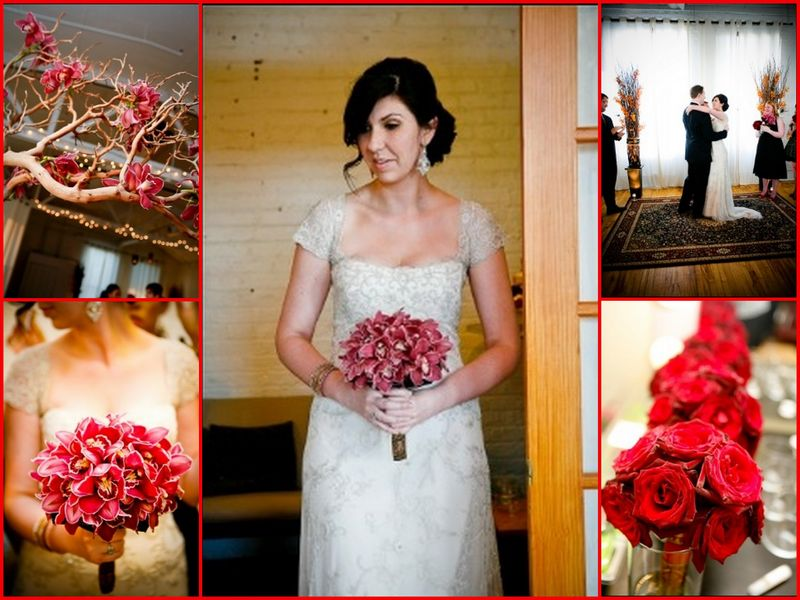 West Loop Studios Wedding - Scarlet Petal - Moroccan Wedding 2