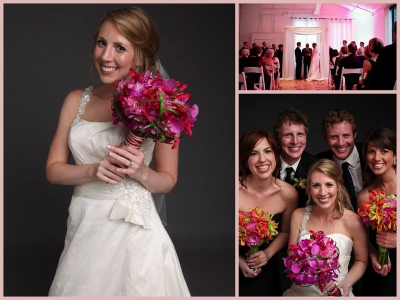 West Loop Studios Wedding - Jewish Ceremony - Bridal Party