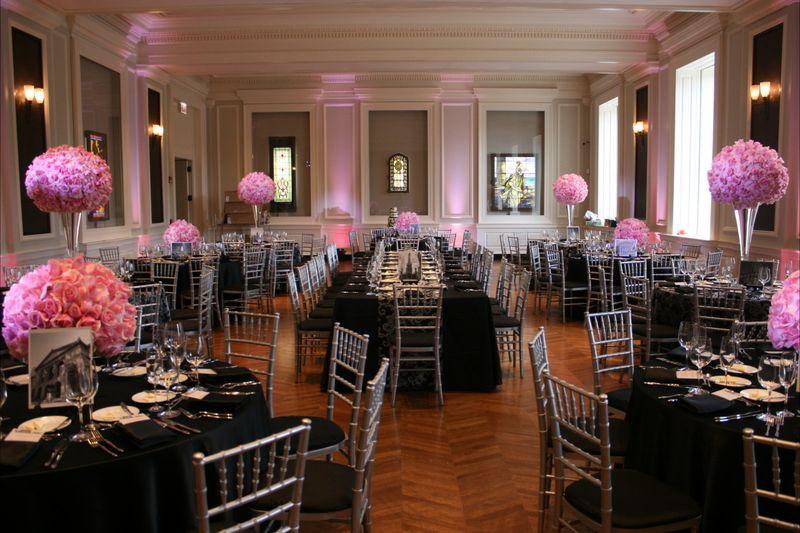Chicago History Museum Wedding_Scarlet Petal