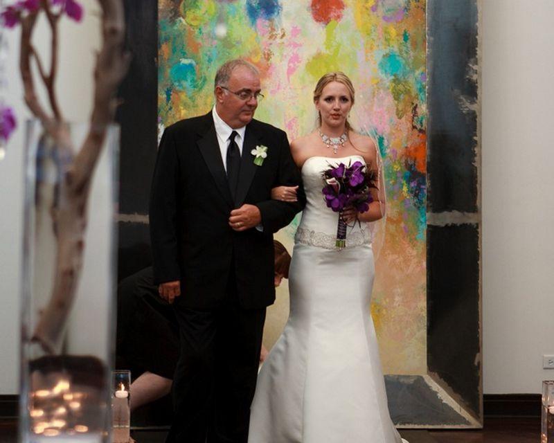 Chicago Illuminating Company Bride_Scarlet Petal