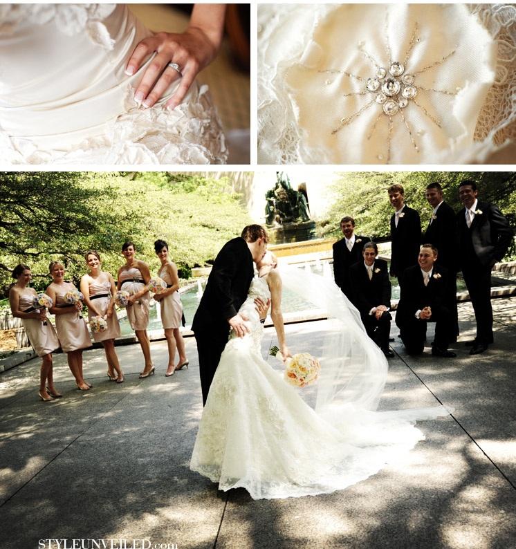Chicago Bridal Party_Scarlet Petal
