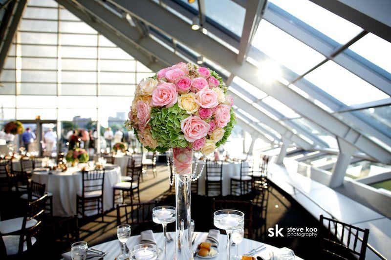 Adler Planetarium Wedding_Scarlet Petal