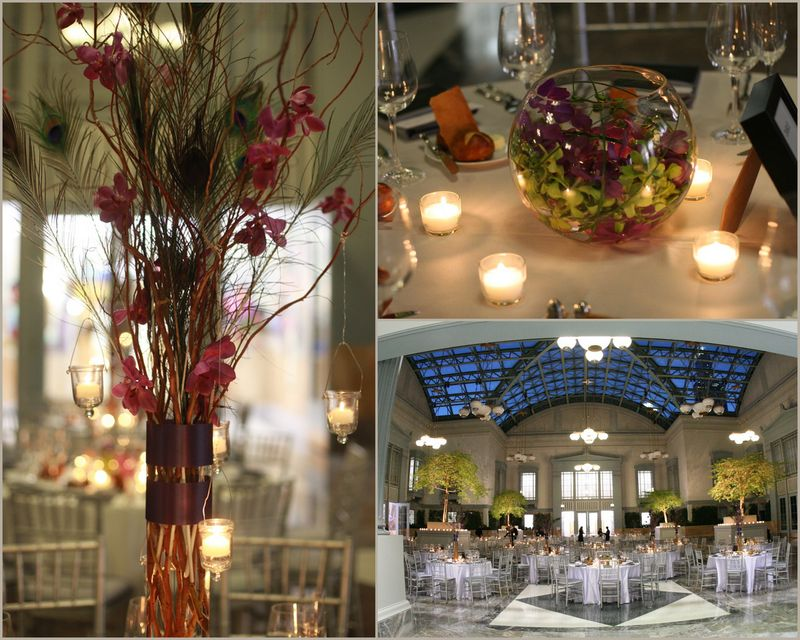 Harold Washington Library Wedding_Scarlet Petal