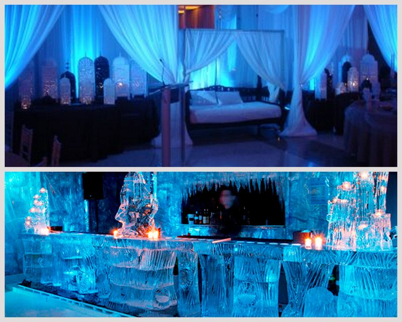 Ice Bar_Winter Wonderland Wedding