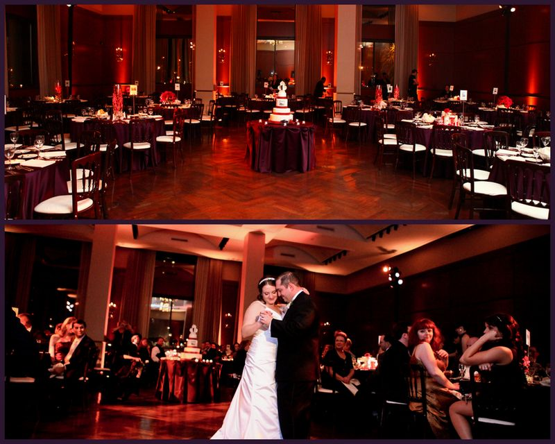 Newberry Library Wedding_Scarlet Petal Chicago