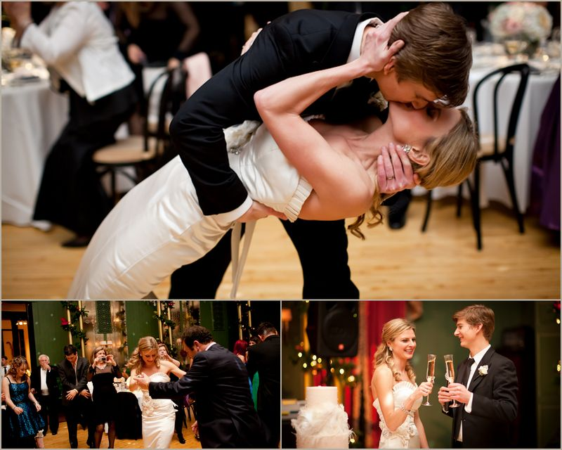 Casino Club Wedding Reception Chicago Scarlet Petal