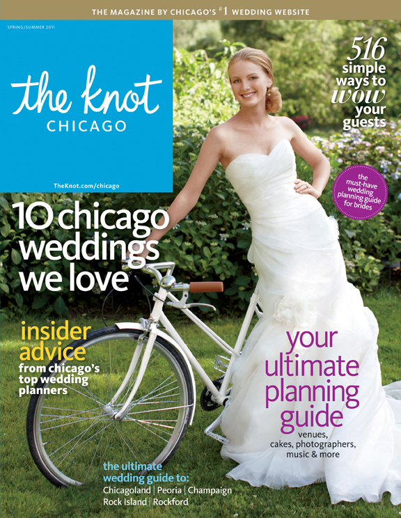 TheKnot Chicago Spring Summer 2011 cover