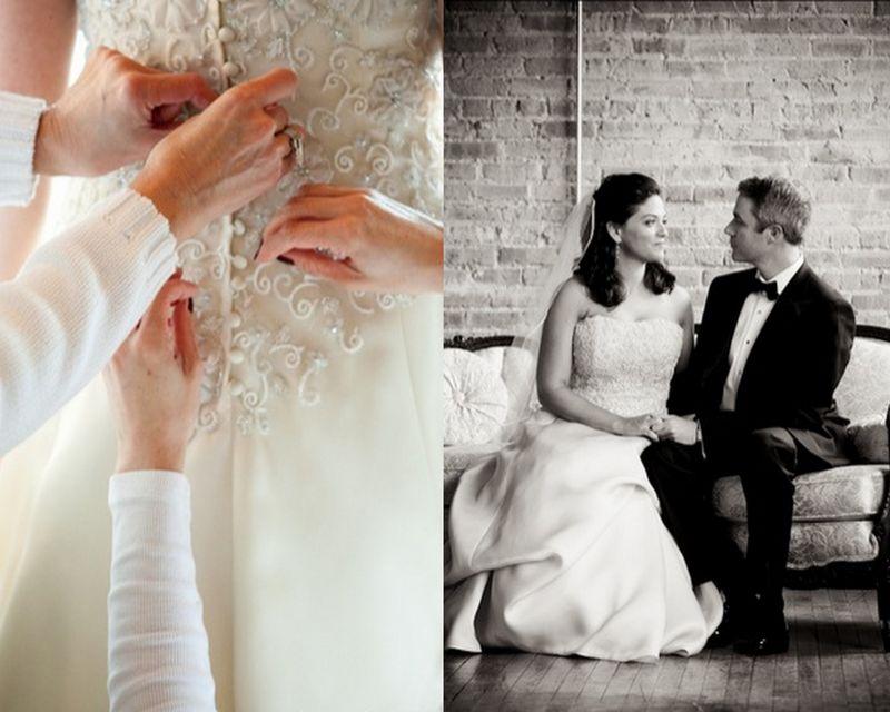 Bride and Groom_Scarlet Petal_Salvage One Wedding