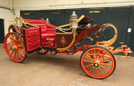 1902 State Landau Carriage