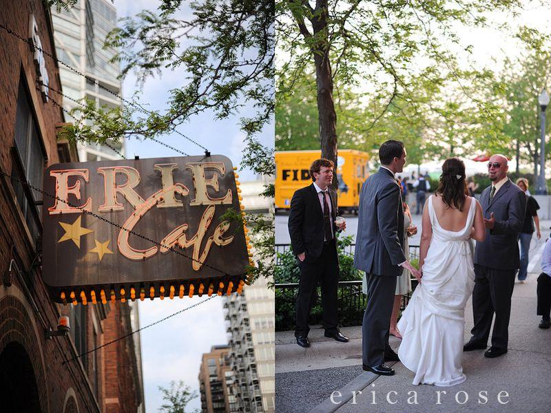 Erie Cafe Wedding _Scarlet Petal