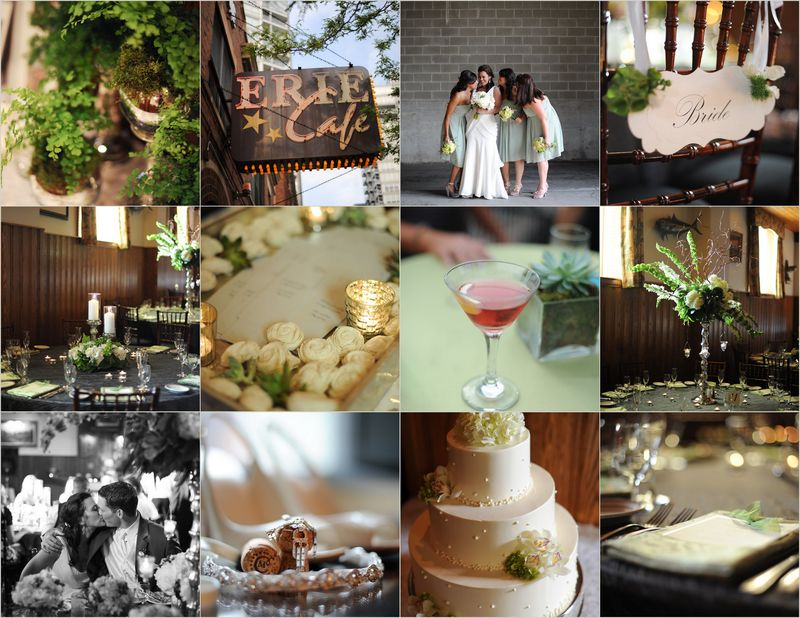 Erie Cafe Chicago Wedding_Scarlet Petal_StyleMePretty_Erica Rose Photography_Estera Events