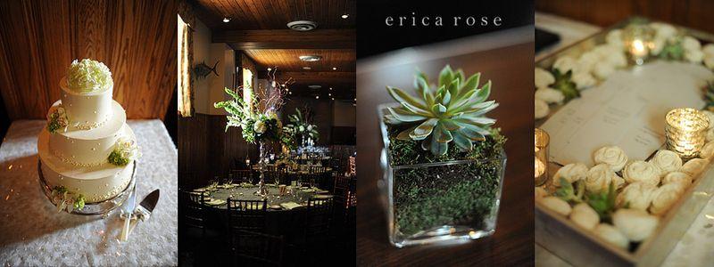 Erie Cafe Wedding Chicago _ Scarlet Petal