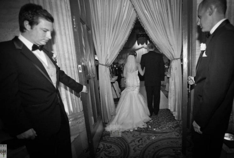 Empire Room_Palmer House Wedding_Scarlet Petal Chicago Wedding