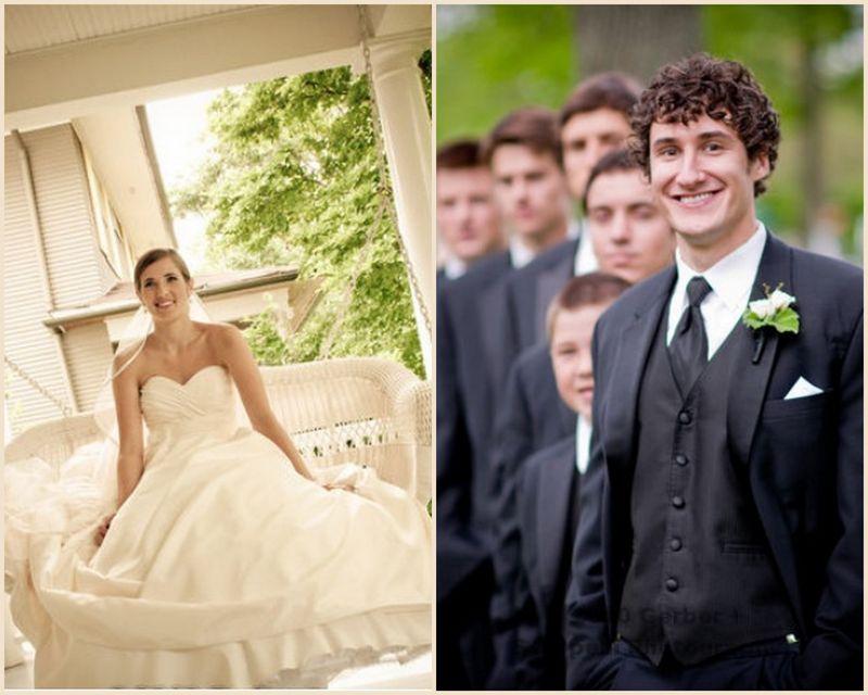 Bride and Groom_Scarlet Petal Weddings
