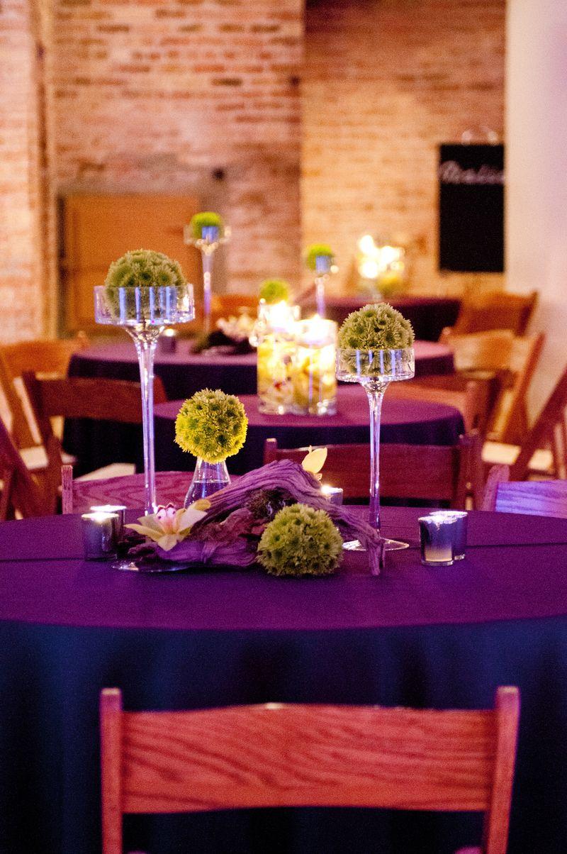 River East Arts Center Wedding_Scarlet Petal
