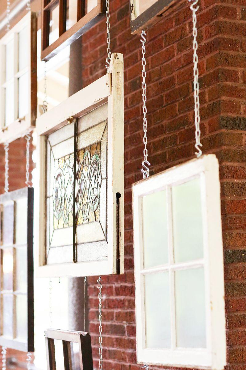 Window Wall Backdrop_Scarlet Petal_Cafe Brauer Wedding