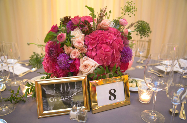 Simple Reception Centerpiece