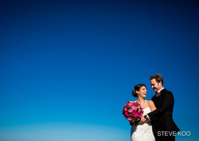 Chicago Wedding Couple