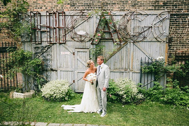 Chicago Bride and Groom