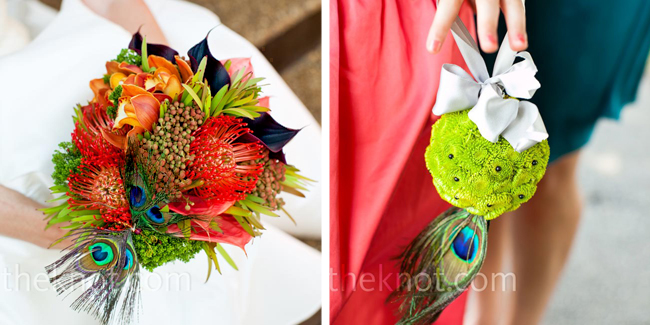 Bouquet and Pomander