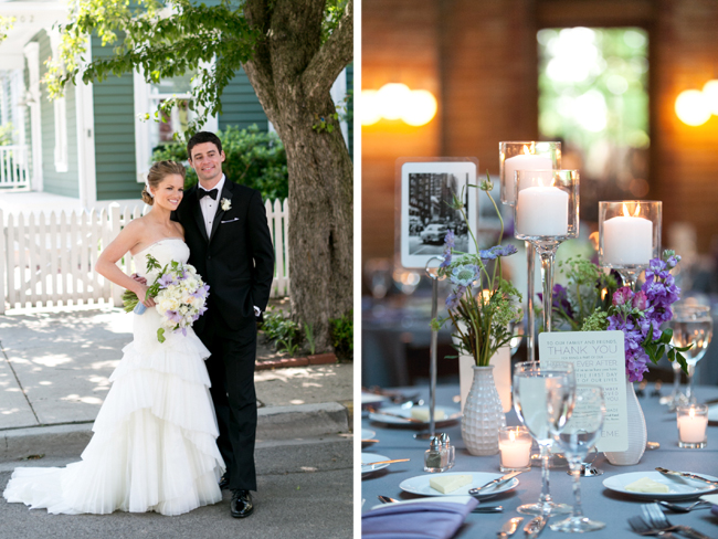 Lavender Chic Wedding