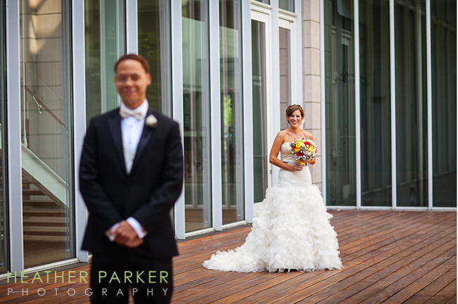 Art Institute Wedding