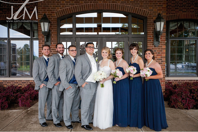 Orland Park Wedding Party