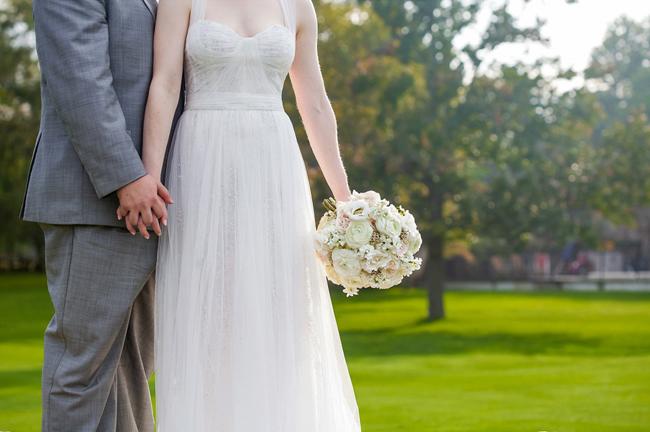 Flossmoor Country Club Wedding